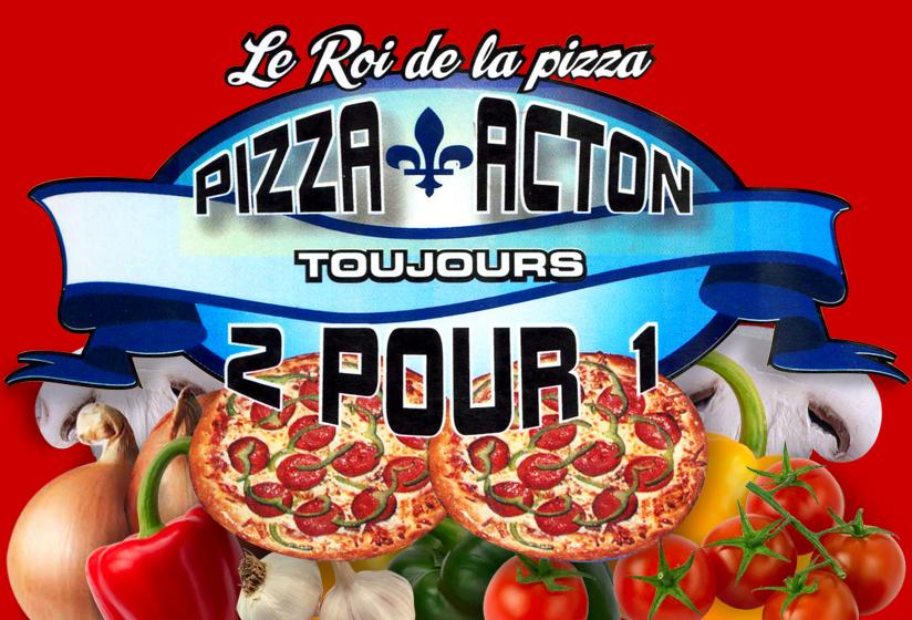 Pizza Acton